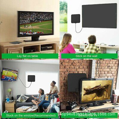 Hdtv-t2 Hd Digital Antenna Cdx-ks008  Support 1080p or 4k within 50 miles✳★