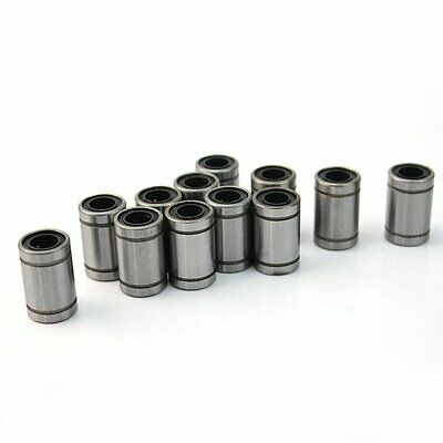 12pcs / lot LM8UU 8mm linear bearing Linear Bearing 8mm 3d printer✳★