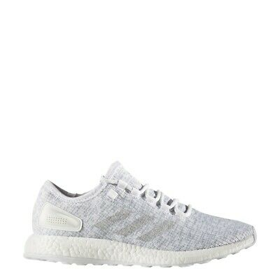 adidas Pure Boost Clear Grey Triple White Size 10.5 BA8893