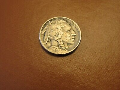 1913-P Type One Buffalo Nickel  Nice Type Coin Cheap!