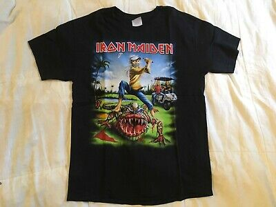 Iron Maiden Tour Event The Final Frontier Florida 2011 T Shirt Genuine 07513f1e9