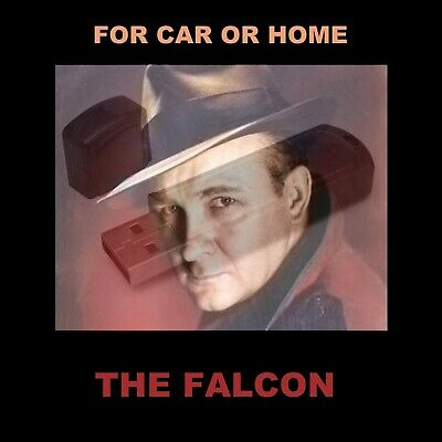 The Falcon. Enjoy 90 Old-Time Radio Private Detective Shows In Your Car Or Home!