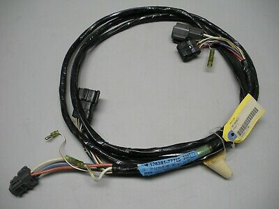 Yanmar 3M B Panel Wire Harness 128391-77700