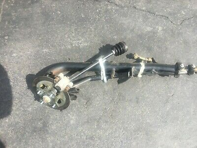 2014 Wildcat 1000 OEM Rear Knee Assembly, Control Arms, hub, Knuckle-ARM-ASSY-RH