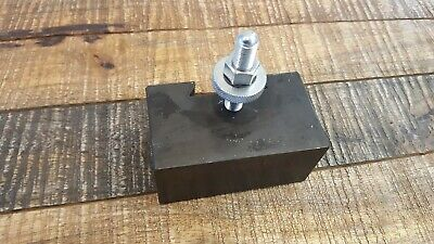 Armstrong Lathe Holder   Mt3 New Old Stock 5H3-Oc