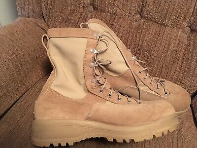 Made in US NEW 790 G Belleville Desert Tan Army Combat goretex militaire GI Bottes