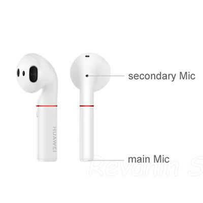 Original Huawei FreeBuds 2 Bluetooth Wireless Earphone Headset Noise Cancelling