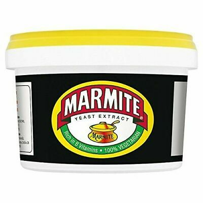 New Marmite Yeast Extract Spread Food Paste for Spreading 600g Tub Large Package