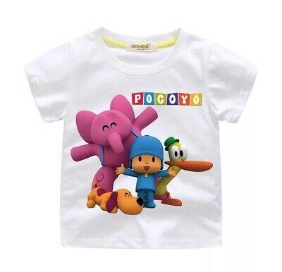 Pocoyo T Shirt Toddler Size 1 3 Years Old Choose