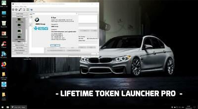 ✔️ Bmw E-Sys Esys 3.30 Software + Launcher Pro 2.8 Lifetime Token !!! Obd2 Enet