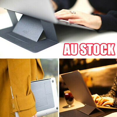 Comfortable Invisible Laptop Stand Seamlessly Integrated with Your Laptop UE