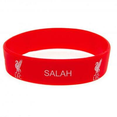 Liverpool FC Official Salah Silicone Wristband