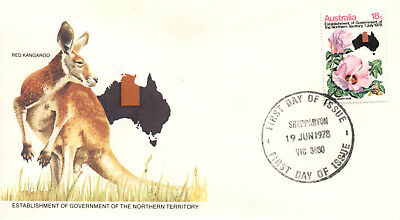Australian First Day Covers 5 Each Different [6658]