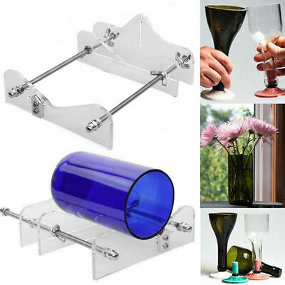 Professional Glass Cutter Tool Wine Beer Bottle Cut Machine for Glass DIY Craft