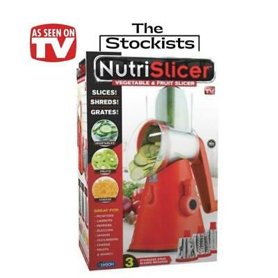 Nutri Slicer -As Seen On Tv -Free Delivery Aust- The Stockists