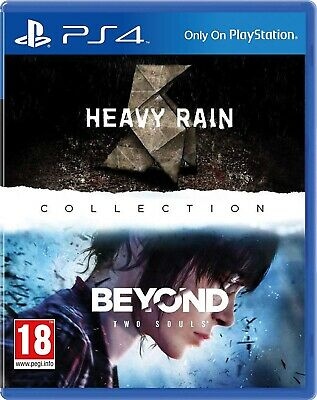 Heavy Rain and Beyond Two Souls Collection | PlayStation 4 PS4 New (5)