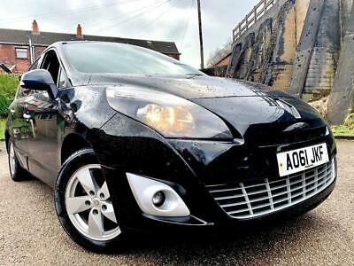 2011 Renault Grand Scenic 1.5 TD Dynamique TomTom MPV 5dr Diesel Manual