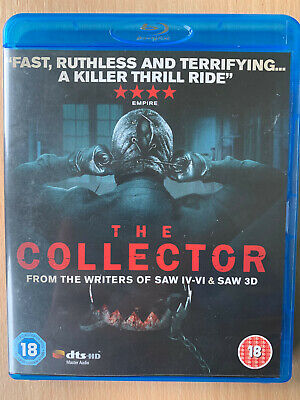 The Collector Blu-Ray 2009 Home Invasion Horror Film