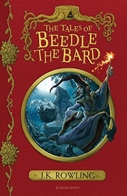 Rowling J.K.-Tales Of Beedle The Bard BOOK NEW