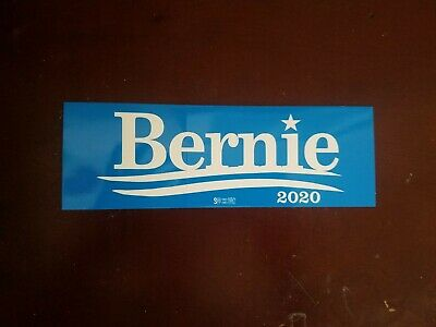 Bernie Sanders 2020 for President Bumper Sticker Made In USA