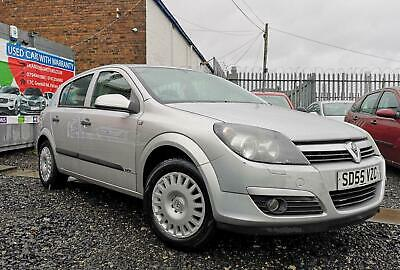 2005 Vauxhall Astra Life Twinport 1.4 Petrol - 70821 Miles -Pay with Credit Card