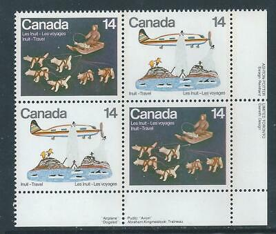 Canada #772ai LR PL BL Fluorescent Ink Variety MNH **Free Shipping**