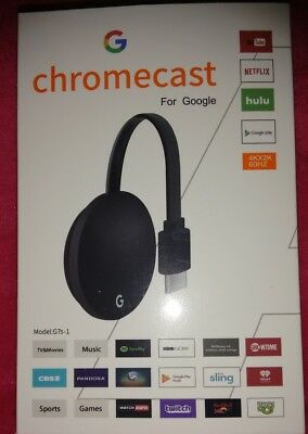 Mirascreen  WiFi per Google HDMI 4k YouTube Chromecast MODELLO G7s-1