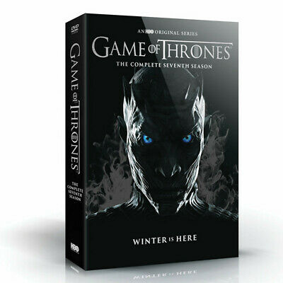 Game of Thrones Season 7 - DVD - Region 1 (US & Canada)