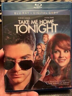 take me home tonight blu ray