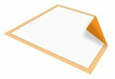 McKesson Underpad 30 X 30 Inch Disposable Fluff / Polymer (Case of 100)