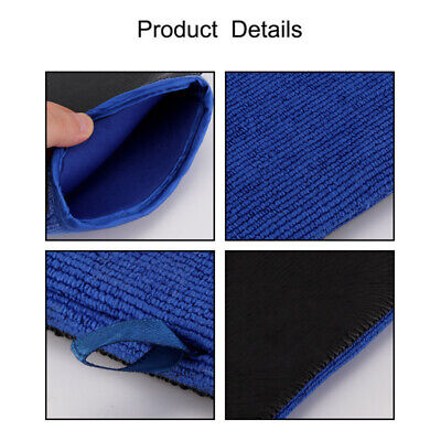 Premium Car Clay Mitt Glove for Detailing Polish Clay Bar Alternative Durable