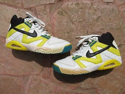 low priced d1e00 38ba3 Nike Air Tech Challenge 3 III Andre Agassi Size 9 Men Rare 2007 Retro  315956-
