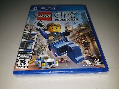 Lego City Undercover ( Playstation 4 Ps4 ) New & Sealed