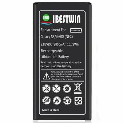 IBESTWIN S5 Battery 2800mAh 3.85V Li-ion  Battery for Samsung Galaxy S5 GT-i9600