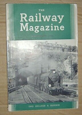 The Railway Magazine November 1956