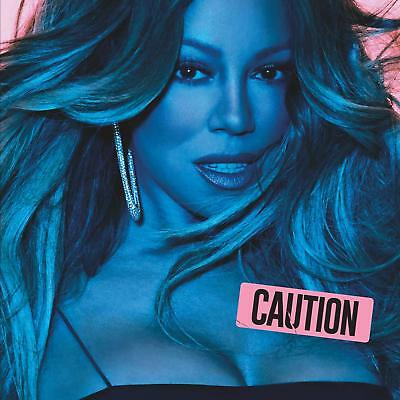 Mariah Carey - Caution - UK CD album 2018