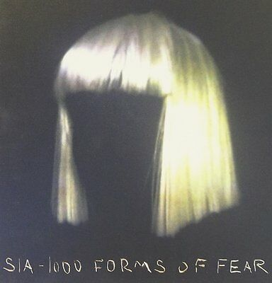 Sia - 1000 Forms Of Fear - UK CD album 2014