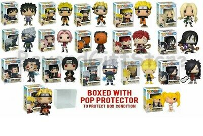 Naruto POP 1st and 2nd Wave Series Animation Funko Pop Vinyl Figure Collectibles