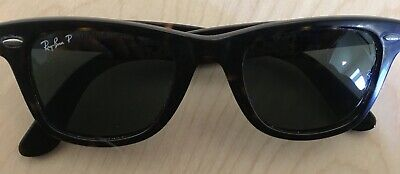 7b956c53b3ef Ray Ban Original Wayfarer Classic RB2140 902 58 50-22 3P POLARIZED  Sunglasses