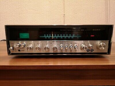 Vintage receiver Sony STR 6046