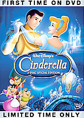 Cinderella (Two-Disc Special Edition) DVD