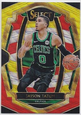 2018-19 Panini Select Tri-Color Prizm You Pick From List