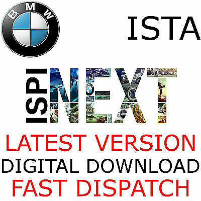 ✔️ FOR BMW ISTA+ D RHElNGOLD 4.16.22 SOFTWARE 2019 INPA 5.0.6 ISTA P 3.66.1 OBD