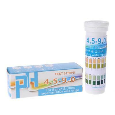 150Strips Test Bottled PH Paper Range PH 4.5-9.0 For Urine & Saliva Indicator