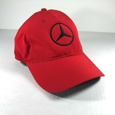6bfd15f3b8af8 RED MERCEDES BENZ Nike Golf Hat EXCELLENT Condition! -  15.57