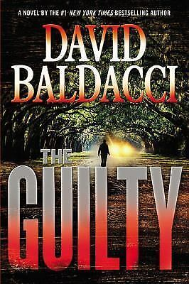 The Guilty by David Baldacci (2015, Hardcover)