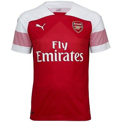 mens arsenal home football shirt 2018 2019