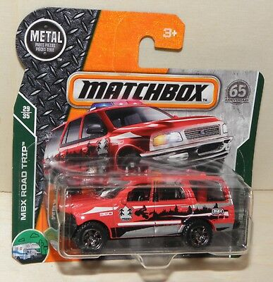 Matchbox 2018 ford expedition 110//125 neu/&ovp