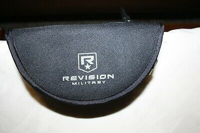 REVISION Military Glasses in case inter changeable lenses,Sawfly eyeware
