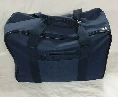 Sewing Machine Storage bag, Navy blue, with Packet